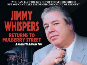 Jimmy Whispers returns to Mulberry Street