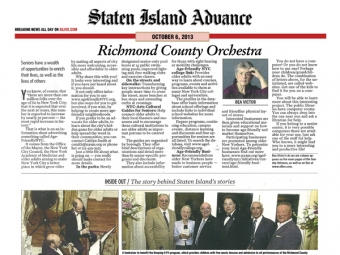 Richmond County Orchestra